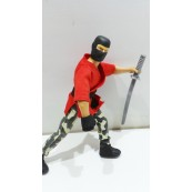 Figura Action Man Ninja