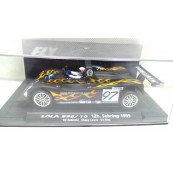 Fly Car Model 88066 Lola B98/10 12H Sebring 1999 Nuevo