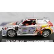 FLY 88259 Alfa 147 GTA Cup 1/32 Scale Slot Car