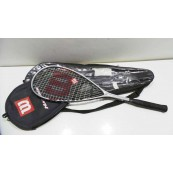 Raqueta Squash Wilson Titanium - Seminueva