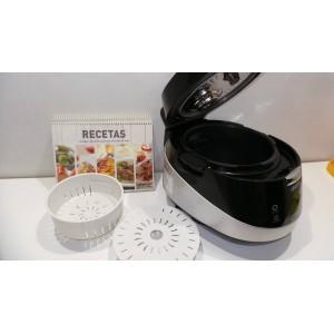 Robot Multifunción Chef Plus Inducción + Libro de recetas (Usado)