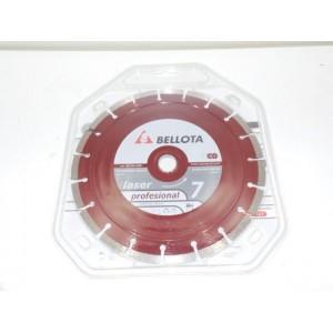 Disco de diamante BELLOTA 230 mm  Ref. 50704 Profesional