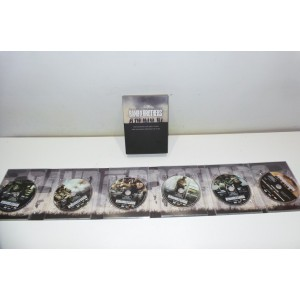 DVD -BAND OF BROTHERS ( HERMANOS DE SANGRE ) *** DIGIPACK 6 DVDS