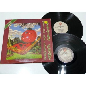 """Doble LP de vinilo LITTLE FEAT """" Waiting for Columbus """""""