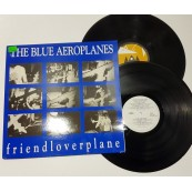 Lp DOBLE de vinilo THE BLUE AEROPLANES - FRIENDLOVERPLANE
