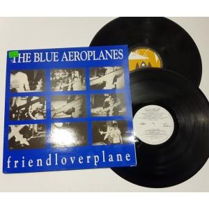 Lp DOBLE de vinilo THE BLUE AEROPLANES - FRIENDLOVERPLANE