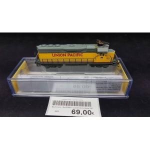 Bachmann - Ref.63551 - Locomotora diesel GP 40 Union Pacific