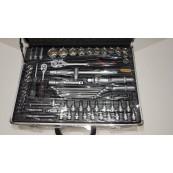 Maletín de herramientas de carracla KS Tools