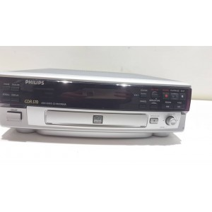 REPRODUCTOR GRABADOR PHILIPS CDR 570