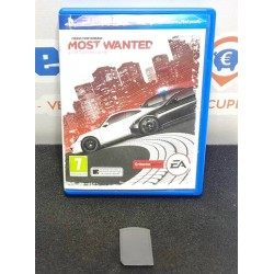 Need For Speed Most Wanted 12 PS VITA