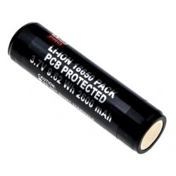 Batería LI ION 18650