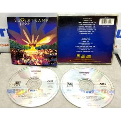 "COFFRET 2 CD ""SUPERTRAMP : PARIS"""
