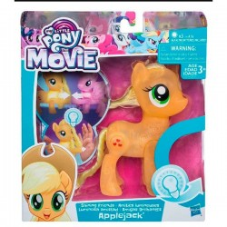 My Little Pony Applejack Luces de la Amistad