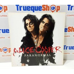 Doble LP ALICE COOPER - PARANORMAL