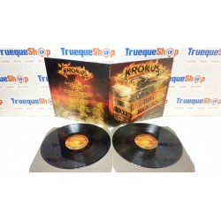 Doble LP de vinilo KROKUS Big Rocks