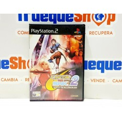 CAPCOM VS SNK 2 MARK OF THE MILLENIUM