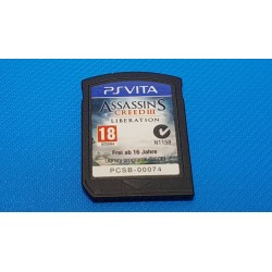 ASSASSIN'S CREED 3 LIBERATION PARA PSVITA PS VITA