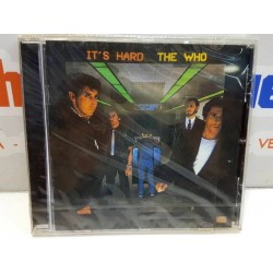 THE WHO - IT'S HARD CD Nuevo y Precintado