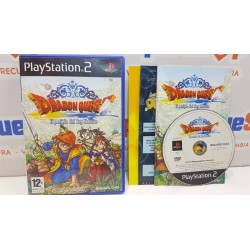 Dragon Quest: El Periplo del Rey Maldito - PLAYSTATION 2 - USADO - BUEN ESTADO