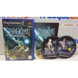 STAR OCEAN TILL THE END OF TIME - PLAYSTATION 2 PS2 PLAY STATION - PAL ESPAÑA