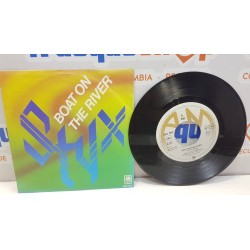 "STYX BOAT ON THE RIVER 7"" P/S DUTCH"