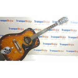 Guitarra Framus Texan 5/196 mas funda rigida