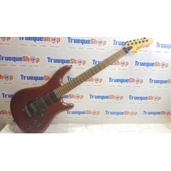 Guitarra Electrica CHANNEL CAOBA