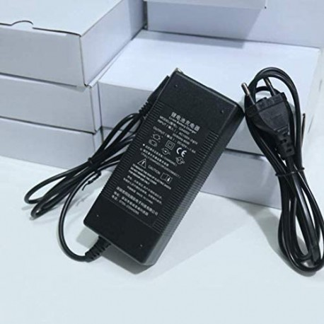 Cargador Patinete Eléctrico Xiaomi M365 y Ninebot de Segway ES1/ES2, 36 / 42 V, 2 A
