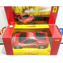 Ferrari F430 Challenge, Shell V-Power 1:38