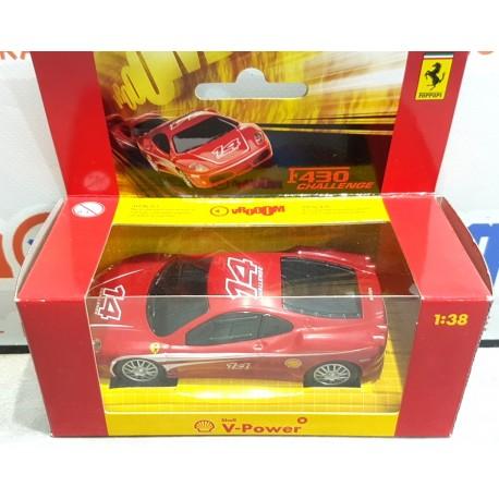 Ferrari F430 Challenge, Shell V-Power 1:38