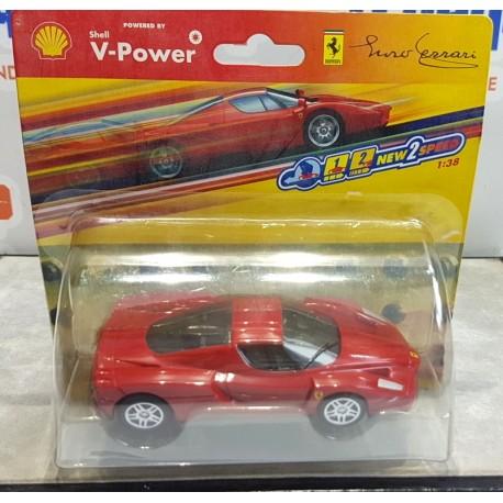 Enzo Ferrari 1:38 Shell V Power SHELL 1:38
