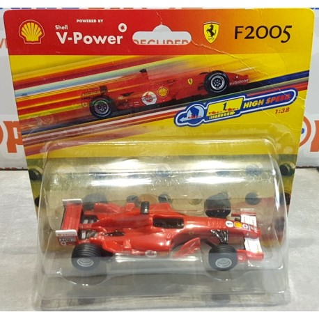 Ferrari F2005.Shell V-Power Ferrari F2005. 1:38