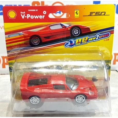 Ferrari F50 - Shell V-Power - 1:38 - 2006