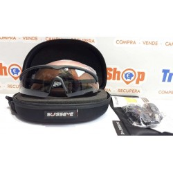 Gafas de sol Swiss Eye Raptor negro