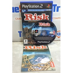 RISK dominio total SONY PS2