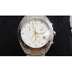 "Reloj Citizen Ladies Cronógrafo ""Celestial"" Diamond Eco Drive H504"
