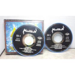 MEGATRON - 1993 - 2 CDS