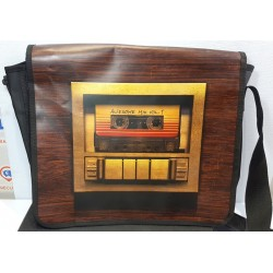 BOLSO MARVEL GUARDIANS OF THE GALAXY (AWESOME MIX VOL.1 )
