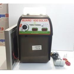 Pastor eléctrico con placa solar GUARD 400