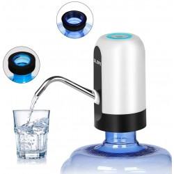 Dispensador Agua mini eléctrico, carga USB, carga para 4 - 6 garrafas de agua