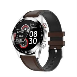 Reloj inteligente E12 IP67 Bluetooth, llamada, Monitor de ritmo cardíaco, presión arterial y oxígeno