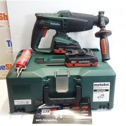 Martillo KHA 18 LTX de batería en maletin