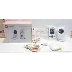 Vigilabebés Motorola MBP 481 2'' Video Baby Monitor Nuevo