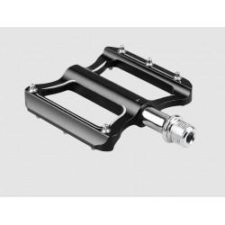 Pedales Planos de Bicicleta en Aluminio