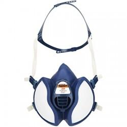 3M Respirador para pintura pulverizada 4255+ A2P3
