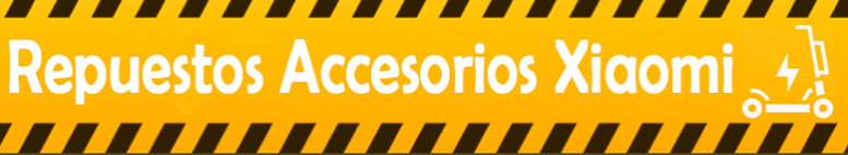 Accesorios y Piezas Patinetes Electricos